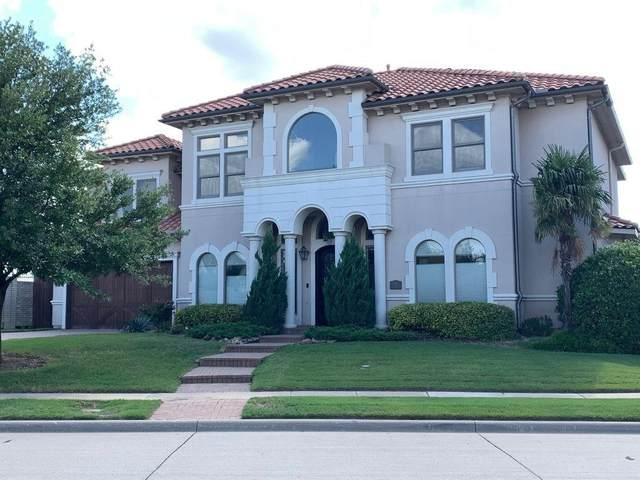 6101 Leblanc Drive, Plano, TX 75024 (MLS #14281935) :: The Chad Smith Team