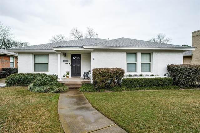 6123 Sudbury Drive, Dallas, TX 75214 (MLS #14281936) :: Robbins Real Estate Group