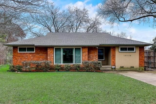10150 San Lorenzo Drive, Dallas, TX 75228 (MLS #14281940) :: NewHomePrograms.com LLC