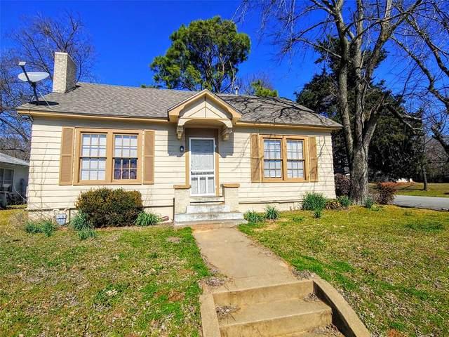 101 W Heron Street, Denison, TX 75021 (MLS #14281955) :: The Kimberly Davis Group