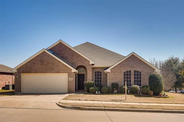 5900 Secco Court, Fort Worth, TX 76179 (MLS #14281957) :: The Good Home Team