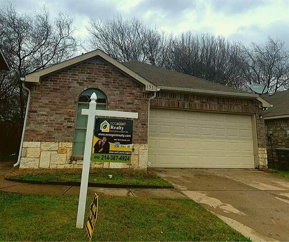 131 Cliff Heights Circle, Dallas, TX 75241 (MLS #14281989) :: Caine Premier Properties