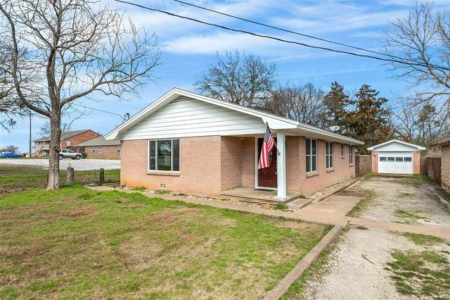 408 W Franklin Street, Alvord, TX 76225 (MLS #14281992) :: Van Poole Properties Group