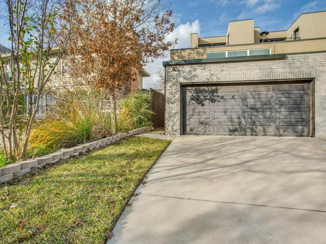 5016 Pershing Avenue, Fort Worth, TX 76107 (MLS #14281993) :: Caine Premier Properties