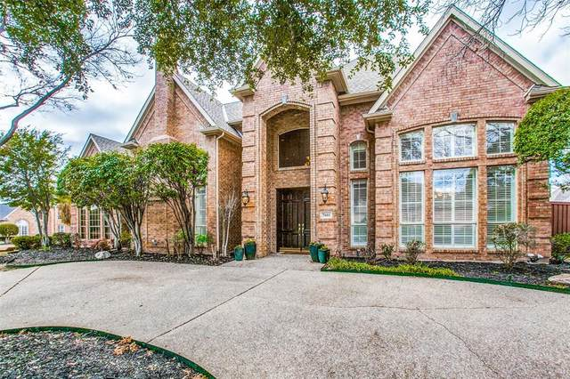 7601 Twelve Oaks Circle, Plano, TX 75025 (MLS #14281994) :: All Cities Realty