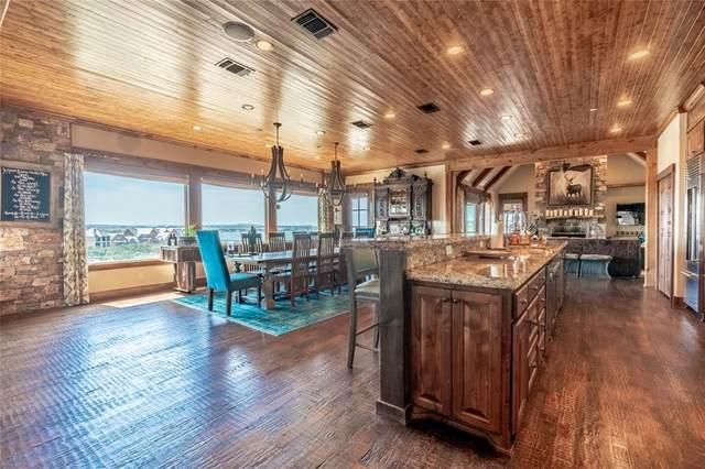 1653 Scenic Drive #402, Graford, TX 76449 (MLS #14282018) :: The Chad Smith Team