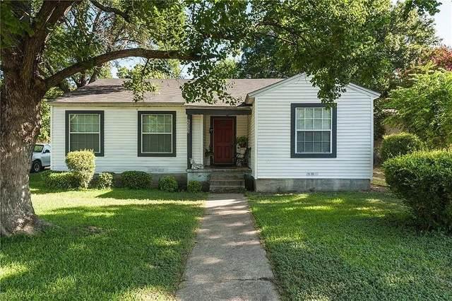 6523 Ethel Drive, Dallas, TX 75227 (MLS #14282026) :: Team Tiller