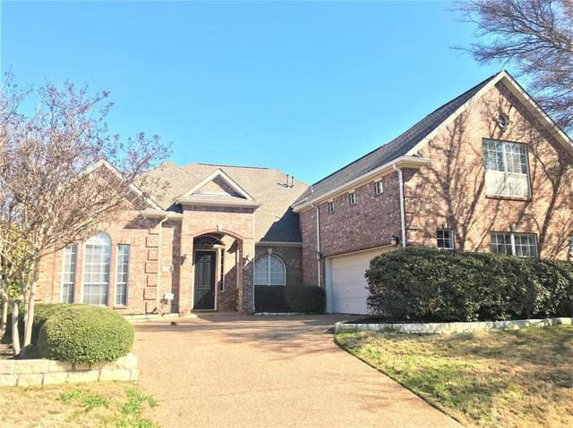 2712 Cherry Sage Drive, Flower Mound, TX 75022 (MLS #14282031) :: Team Tiller