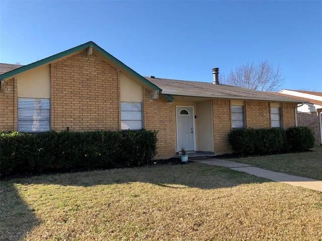 4805 Wheeler Drive, The Colony, TX 75056 (MLS #14282086) :: Vibrant Real Estate