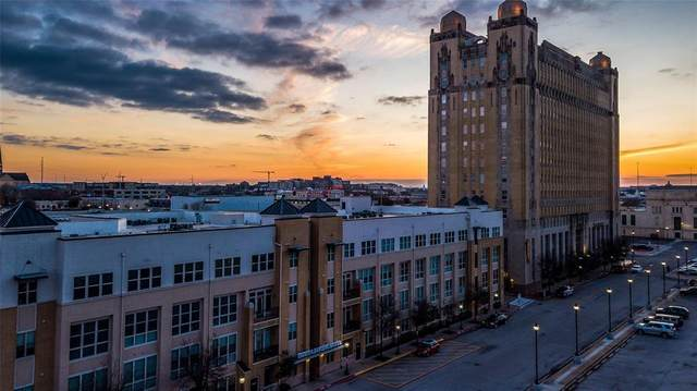 201 W Lancaster Avenue #220, Fort Worth, TX 76102 (MLS #14282091) :: Caine Premier Properties