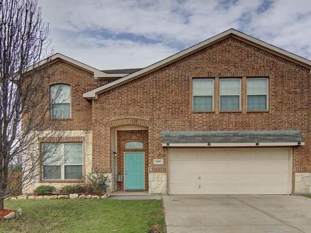 1808 Wind Star Way, Fort Worth, TX 76108 (MLS #14282097) :: Baldree Home Team