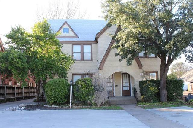 3324 S University Drive, Fort Worth, TX 76109 (MLS #14282130) :: All Cities Realty