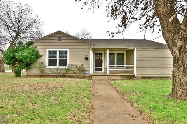 3201 Bickley Street, Abilene, TX 79605 (MLS #14282136) :: The Tonya Harbin Team