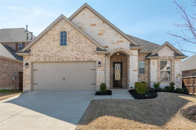 1409 Caney Creek Lane, Mckinney, TX 75071 (MLS #14282142) :: All Cities Realty