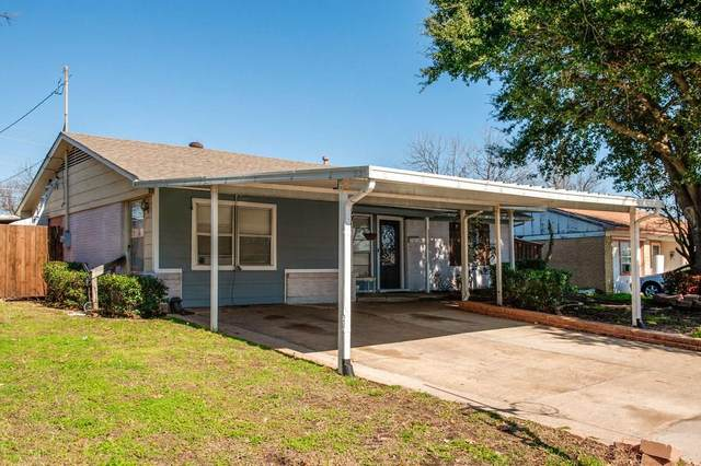 501 Upland Lane, Mesquite, TX 75149 (MLS #14282150) :: North Texas Team   RE/MAX Lifestyle Property