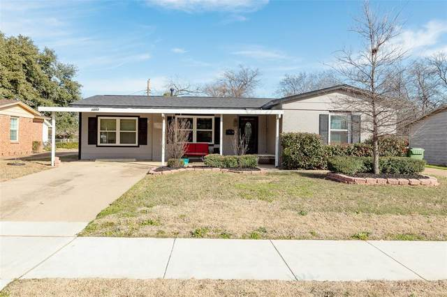 1003 Belvedere, Arlington, TX 76010 (MLS #14282158) :: The Kimberly Davis Group