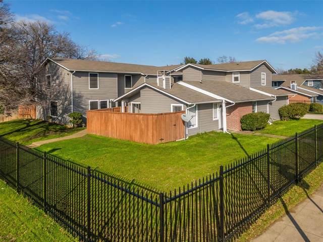 2101 Knoll Crest, Arlington, TX 76014 (MLS #14282169) :: Trinity Premier Properties