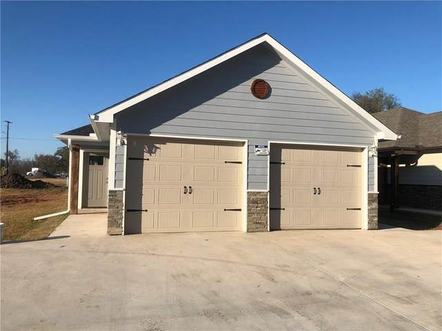 611 E Carter Street, Sherman, TX 75090 (MLS #14282172) :: Post Oak Realty
