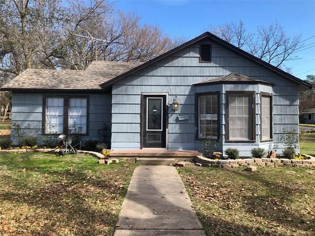 400 Elizabeth, Terrell, TX 75160 (MLS #14282173) :: Tenesha Lusk Realty Group