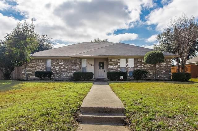 1517 Springtree Circle, Richardson, TX 75082 (MLS #14282180) :: Vibrant Real Estate