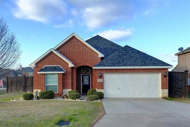 103 Legendary Court, Newark, TX 76071 (MLS #14282196) :: Potts Realty Group