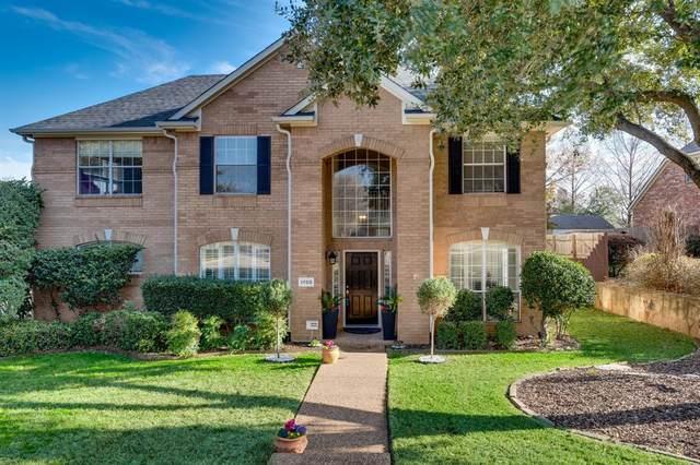 1703 Egret Lane, Southlake, TX 76092 (MLS #14282200) :: Justin Bassett Realty