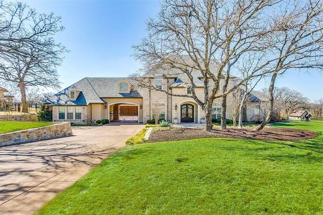 8121 Oakmont Drive, Burleson, TX 76028 (MLS #14282205) :: The Chad Smith Team