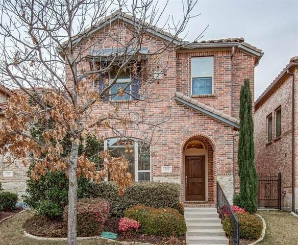 209 Palacio Street, Irving, TX 75039 (MLS #14282209) :: NewHomePrograms.com LLC