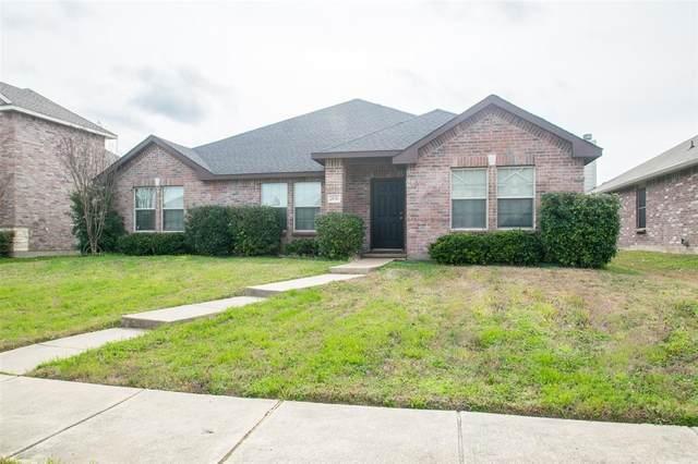 2130 Bruce Drive, Lancaster, TX 75134 (MLS #14282213) :: Ann Carr Real Estate