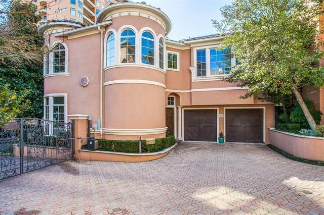 2821 Hood Street, Dallas, TX 75219 (MLS #14282229) :: Vibrant Real Estate