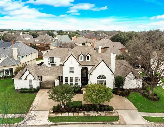 5028 Lakewood Drive, Plano, TX 75093 (MLS #14282242) :: Potts Realty Group