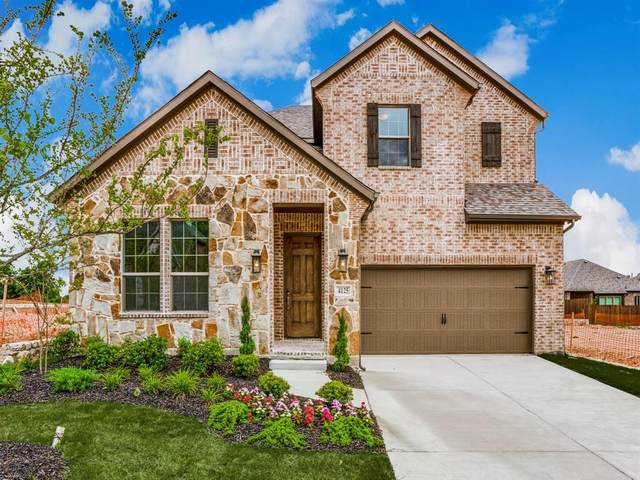 15917 Perdido Creek Trail, Prosper, TX 75078 (MLS #14282264) :: Vibrant Real Estate