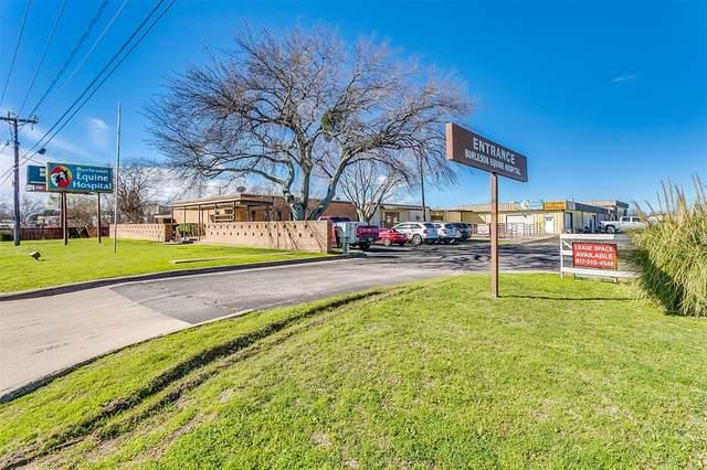 755 N Burleson Boulevard, Burleson, TX 76028 (MLS #14282276) :: The Mitchell Group