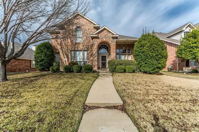 413 Sunrise Drive, Allen, TX 75002 (MLS #14282290) :: Tenesha Lusk Realty Group