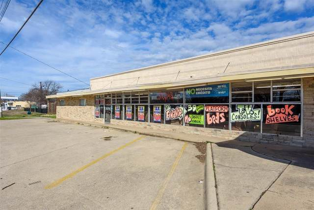 1131 E Mckinney Street, Denton, TX 76209 (MLS #14282293) :: The Real Estate Station