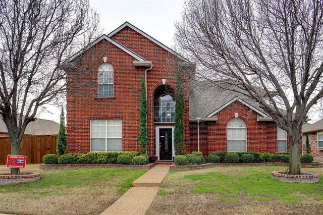 611 Park Highlands Drive, Coppell, TX 75019 (MLS #14282294) :: Team Tiller