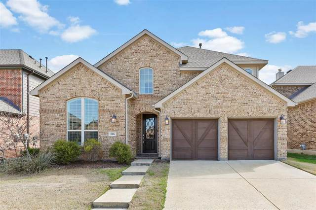 216 Lilypad Bend, Argyle, TX 76226 (MLS #14282311) :: North Texas Team | RE/MAX Lifestyle Property