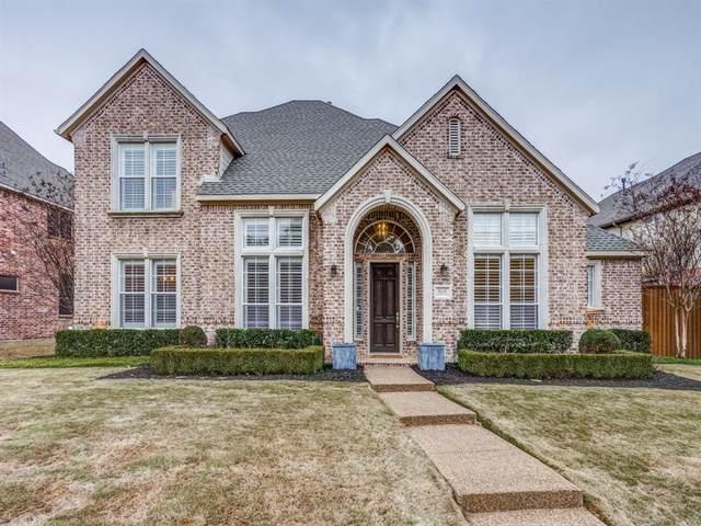 5641 Risborough Drive, Plano, TX 75093 (MLS #14282320) :: The Chad Smith Team