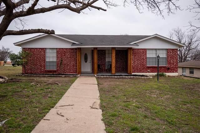 8412 Gibbs Drive, White Settlement, TX 76108 (MLS #14282330) :: Century 21 Judge Fite Company