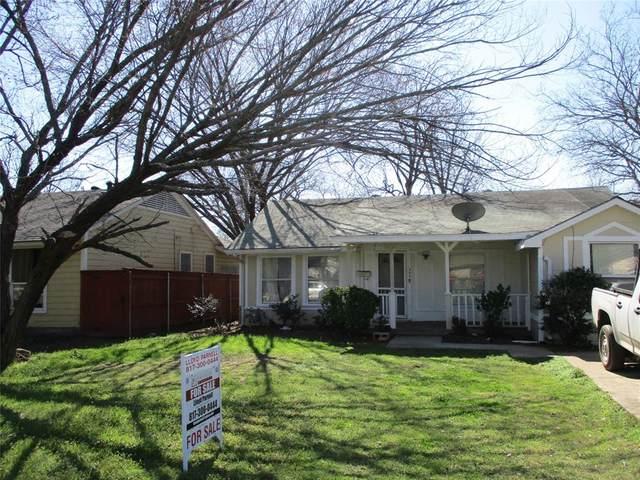 805 W Church Street, Grand Prairie, TX 75050 (MLS #14282351) :: Ann Carr Real Estate
