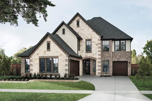 4210 Woodbine Lane, Prosper, TX 75078 (MLS #14282354) :: Vibrant Real Estate