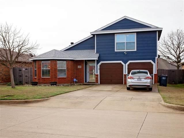 10229 Winkler Drive, Fort Worth, TX 76108 (MLS #14282372) :: Keller Williams Realty