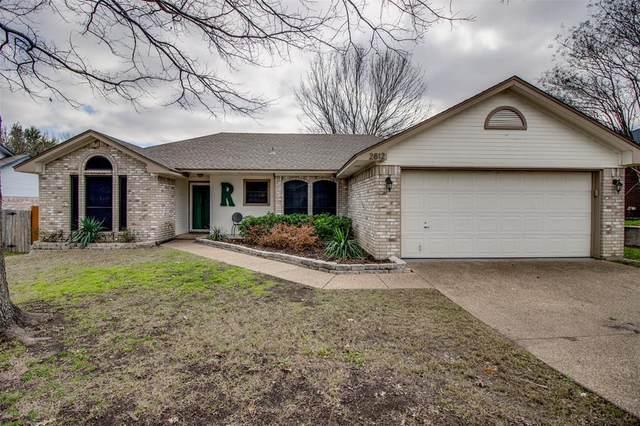 2812 Mediterranean Avenue, Midlothian, TX 76065 (MLS #14282377) :: North Texas Team   RE/MAX Lifestyle Property
