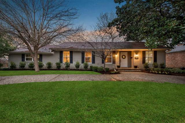 7310 Bucknell Drive, Dallas, TX 75214 (MLS #14282385) :: The Real Estate Station