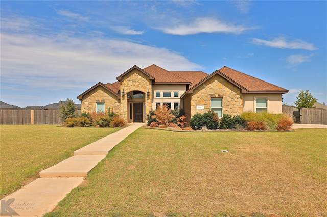 118 Alex Way, Abilene, TX 79602 (MLS #14282401) :: Ann Carr Real Estate