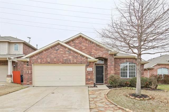 15705 Landing Creek Lane, Fort Worth, TX 76262 (MLS #14282417) :: Tenesha Lusk Realty Group
