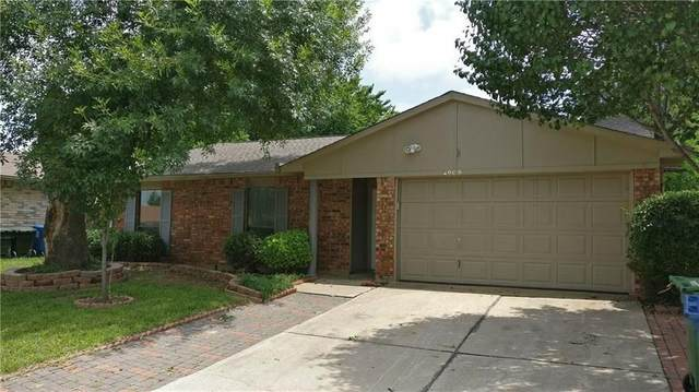 4909 Watson Drive, The Colony, TX 75056 (MLS #14282419) :: Vibrant Real Estate