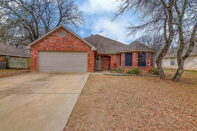 1814 Rayna Drive, Weatherford, TX 76086 (MLS #14282424) :: The Chad Smith Team