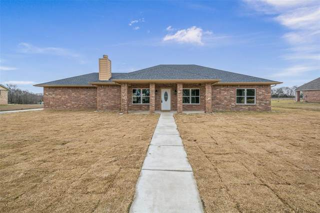 125 Red Oak Lane, Trenton, TX 75490 (MLS #14282431) :: RE/MAX Pinnacle Group REALTORS