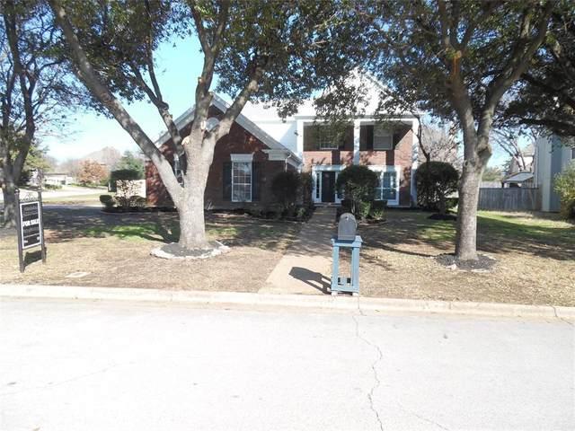 3440 Glade Creek Drive, Hurst, TX 76054 (MLS #14282439) :: Lynn Wilson with Keller Williams DFW/Southlake